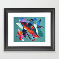 Ruben12 Framed Art Print