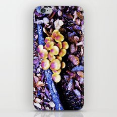 Fungi nature. iPhone & iPod Skin