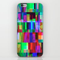 GLITCH iPhone & iPod Skin