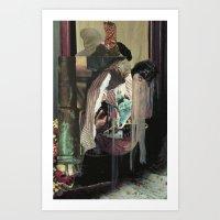 Unheimlich Art Print
