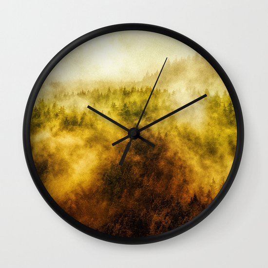 Recently Wall Clock