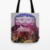 Thrice Christ Tote Bag