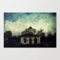 Take Flight Into My Drea… Canvas Print