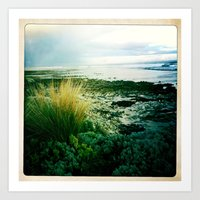 Sea Grass Art Print