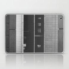 The space in-between Laptop & iPad Skin