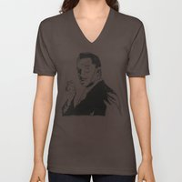 Vincent Price Unisex V-Neck