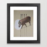 Kraft5 Framed Art Print