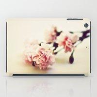 Pink Carnation iPad Case