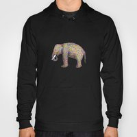 elephant color Hoody