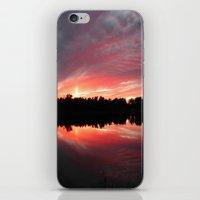 Lake Sky iPhone & iPod Skin