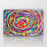 Circle of Love Laptop & iPad Skin