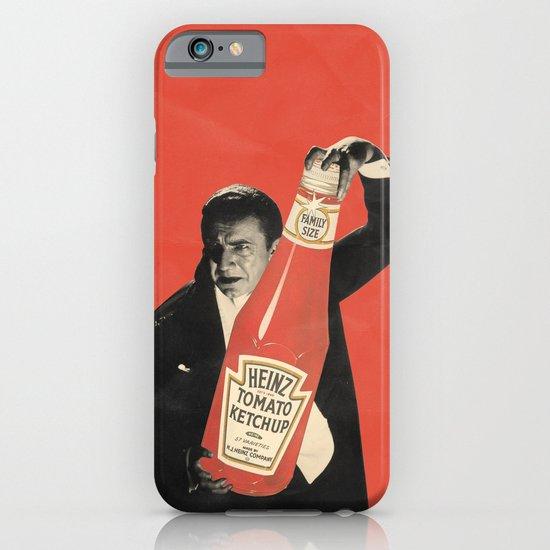 Vegetarian Vampire iPhone & iPod Case