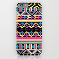 For The Love Of Pattern. iPhone 6 Slim Case