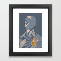 The Fruit Framed Art Print