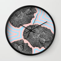 Aura Of The Outdoors Wall Clock