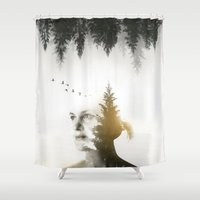 Soul of Nature Shower Curtain