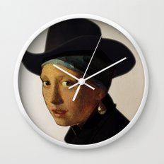 GoWest Wall Clock