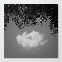 Little cloud Canvas Print