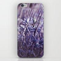Heavenly Blue iPhone & iPod Skin