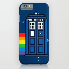 TARDIS / Nyan / 8-Bit Poster Slim Case iPhone 6s