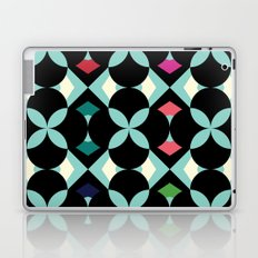 Radial Bloom #2 Laptop & iPad Skin
