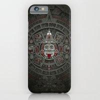 Stone Of The Sun I. iPhone 6 Slim Case