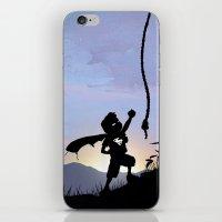 Super Kid iPhone & iPod Skin