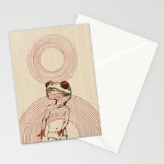 BABY FROG Stationery Cards