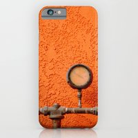 iPhone & iPod Case featuring Orange by Shy Photog