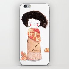 Oriental iPhone & iPod Skin