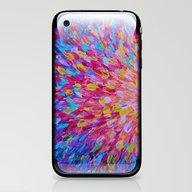 SPLASH, Revisited - Bold… iPhone & iPod Skin