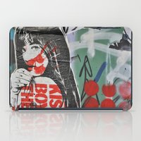 Graffiti iPad Case