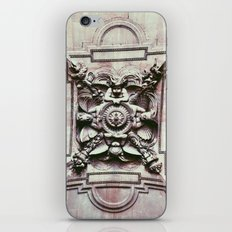 At the top iPhone & iPod Skin