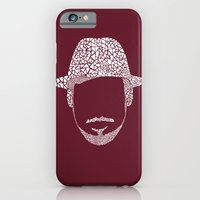 iPhone & iPod Case featuring Blank  by Future