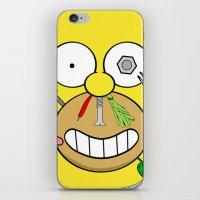 HOOM iPhone & iPod Skin
