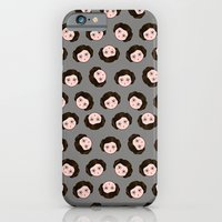 Leia Pattern iPhone 6 Slim Case