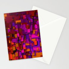 so many layers Stationery Cards