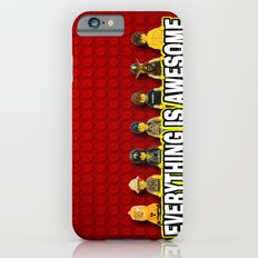 Everything Is Awesome iPhone 6s Slim Case
