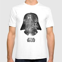 Star Wars - A New Hope Mens Fitted Tee White SMALL