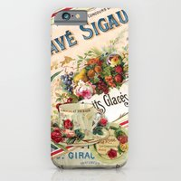 french iPhone & iPod Cases featuring French by Joke Vermeer