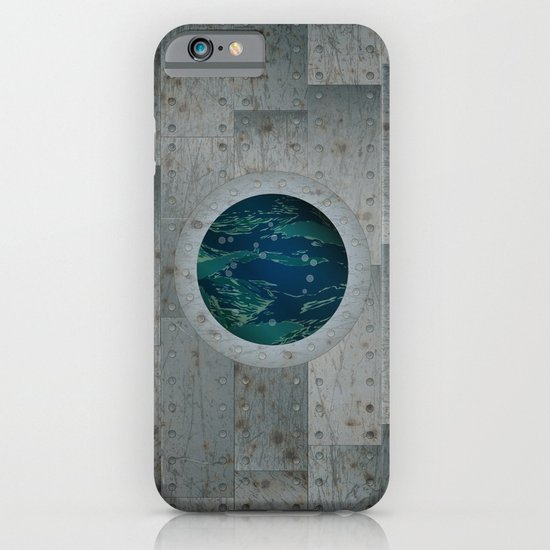 Through the Looking Glass iPhone & iPod Case