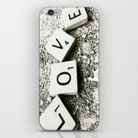 In Love iPhone & iPod Skin