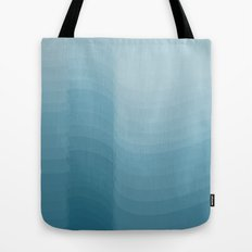Ghost in the fog Tote Bag