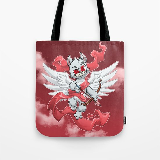 Cupid Evil Tote Bag