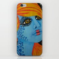 Out Of This World 1  iPhone & iPod Skin