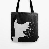 Night Rising Tote Bag