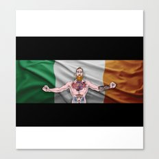 Conor  Canvas Print