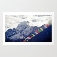 Elevation Art Print