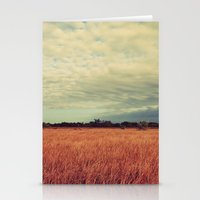 Sway The Day Away  Stationery Cards