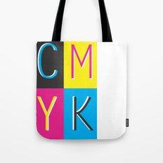 CMKY Tote Bag